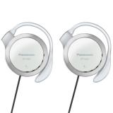 松下(panasonic) RP-HS47GK 防滑挂耳运动式耳机 超薄超轻3色可选 白色