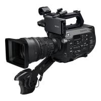 索尼(SONY)PXW-FS7H(含EPZ18-110mm镜头)便携式Surer35mm 4K 摄影机 手持肩抗一体摄影机 电影、纪录片制作