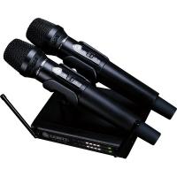 莱维特(LEWITT)LTS 240 Dual C 双支无线电容麦克风 一拖二舞台演出话筒 黑色