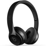 Beats Solo3 Wireless 头戴式 蓝牙无线耳机 手机耳机 游戏耳机 - 炫黑色 MNEN2PA/A