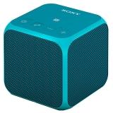索尼(SONY)SRS-X11 音乐魔方 无线便携式扬声器 蓝色