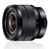 索尼(SONY) E 10-18mm F4 OSS APS-C画幅恒定光圈广角变焦微单镜头(SEL1018)