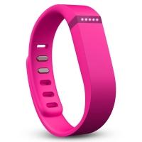 Fitbit Flex 时尚智能乐活手环 无线运动睡眠蓝牙腕带粉红色