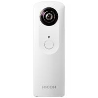 理光(Ricoh)THETA M15   360°全景影像 WIFI、一键全景、手机专用APP、亲友分享  白色