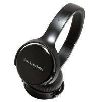 铁三角 (audio-technica) ATH-OX5 便携式头戴耳机 可拆式导线  适用于智能手机 可通话 黑色