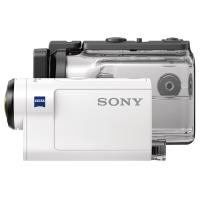 索尼AS300 酷拍运动相机/摄像机 光学防抖 60米防水壳 3倍变焦
