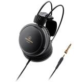 铁三角(Audio-technica)ATH-A550Z 艺术监听耳机 黑色