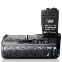 斯丹德(sidande) 550D手柄 BG-E8手柄电池盒 适用佳能单反相机550D 600D 650D 700D竖拍