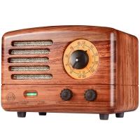 猫王(MAO KING)典藏级收音机蓝牙音箱蓝牙音响 花梨木版