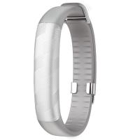 卓棒(Jawbone)UP2 蓝牙智能 睡眠运动健康手环 UP24升级版 银色