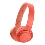 索尼(SONY)WH-H800 蓝牙无线耳机 头戴式 Hi-Res立体声耳机 游戏耳机 手机耳机 暮光红