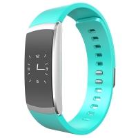 埃微 蛋卷手环 智能手表 心率手环 触控屏幕 来电消息显示 震动提醒 微信运动 QQ健康 运动计步防水 薄荷绿