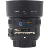 尼康(Nikon) AF-S 50mm f/1.8G 镜头