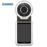 卡西欧(CASIO)EX-FR100 数码相机  (1020万像素 镜头机身可分离 )白色