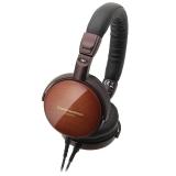 铁三角(Audio-technica)ATH-ESW990H 梧桐木制便携式耳机