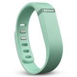 Fitbit Flex 时尚智能乐活手环 无线运动睡眠蓝牙腕带蓝青色