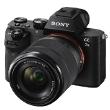索尼(SONY)ILCE-7M2K 全画幅微单相机标准套机(约2430万有效像素 28-70mm镜头 a7M2K/α7Mark II)