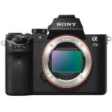 索尼(SONY)ILCE-7M2 全画幅微单相机机身(约2430万有效像素 1080P录像  wifi直连 α7M2/a7Mark II)