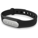 小米(MI)智能手环1代 普通版 小米手环 防水腕带 睡眠识别 睡眠质量监测 长续航 计步器 白色LED指示灯