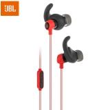 JBL Reflect Mini 专业运动耳机 入耳式耳机 手机线控音乐耳机 防脱落 防水防汗 红色迷你版