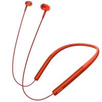 索尼(SONY)h.ear in Wireless MDR-EX750BT 无线立体声耳机(朱砂红)