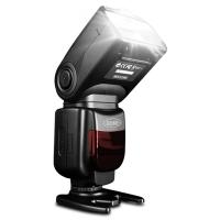 斯丹德(sidande)DF-550通用單反相機閃光燈 佳能/尼康/賓得 機頂外置外拍熱靴閃光燈