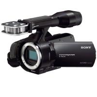 索尼(SONY)NEX-VG30EM 可更换镜头高清数码摄像机套装 APS-C画幅  E PZ 18-105mm F4镜头