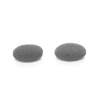 漫步者(EDIFIER)H185P 手机耳机 音乐耳机 耳塞 可通话 紫银灰色