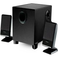 漫步者(EDIFIER) R101V 2.1声道多媒体音箱 音响 电脑音箱 黑色