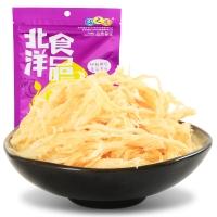 海之恋 休闲 零食 鱿鱼丝90克/袋