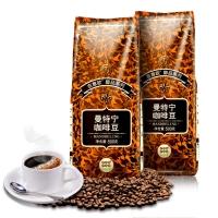 吉意欧GEO曼特宁咖啡豆500g(新老包装随机发放)