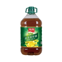 加加非转基因浓香菜籽油食用油4L