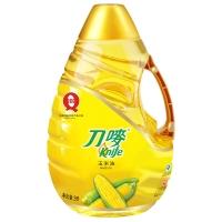 刀唛 Knife 食用油 非转基因 压榨一级 玉米油3L 香港品质