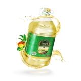得尔乐有机山茶油5L 压榨一级油茶籽油 5升食用油家庭装