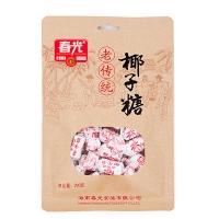 春光食品 海南特产 糖果 传统工艺 味浓 老传统椰子糖 200g