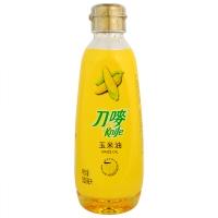 刀唛 Knife 食用油 非转基因 压榨一级 玉米油500ml 香港品质