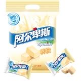阿尔卑斯至纯牛奶软糖袋装118g牛奶糖 休闲零食