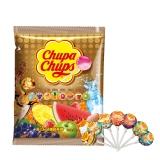 珍宝珠 混合味硬糖棒棒糖10g*60支牛奶糖 休闲零食 年货送礼新年新春糖果礼品