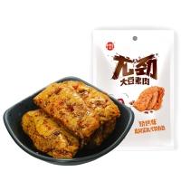 佳宝阿狸烧烤味手撕素肉 蛋白豆腐干豆干制品 素食休闲零食 烧烤味手撕素肉豆干120g