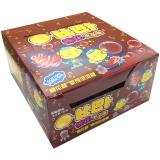 比巴卜棉花糖泡泡糖可乐味11g/袋*12水果糖 休闲零食