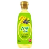 刀唛 Knife 食用调和油 非转基因 芥花籽橄榄油900ml 香港品质