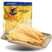 海之恋 休闲 零食 烤鳕鱼片250克/袋