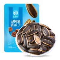 华味亨 山核桃味香瓜子200g/袋 休闲食品 零食 坚果 葵花籽 办公零食