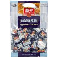 春光食品 海南特产 糖果 椰子味 特制椰子糖 228g