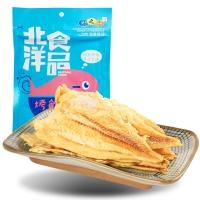 海之恋 休闲 零食 烤鳕鱼片100克/袋