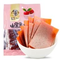华味亨 山楂羹280g/袋 蜜饯果干 蜜饯果脯山楂糕羹饼片