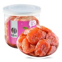 华味亨 水晶杏脯190g/罐 休闲食品 零食 蜜饯 果干 小吃 办公零食