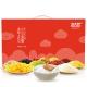 北大荒 杂粮礼盒 东北五谷杂粮 杂粮大礼包 3.2kg(黑米、小米、红豆、薏仁米、绿豆、粥米、八宝米礼盒)