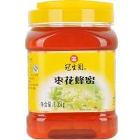 冠生园 枣花蜂蜜1350g