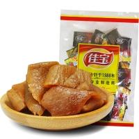 佳宝 广东特产蜜饯果干 80后怀旧零食小吃 九制酱芒果500G